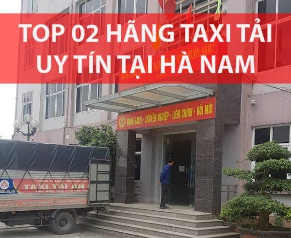 Taxi Tải An Dân Hà Nam