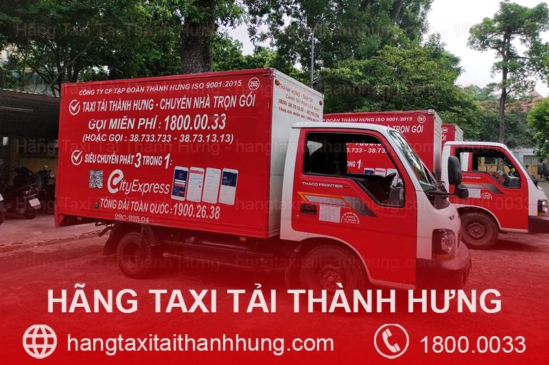 Taxi Tải Thành Hưng chuyển nhà giá rẻ - Hangtaxitaithanhhung.com
