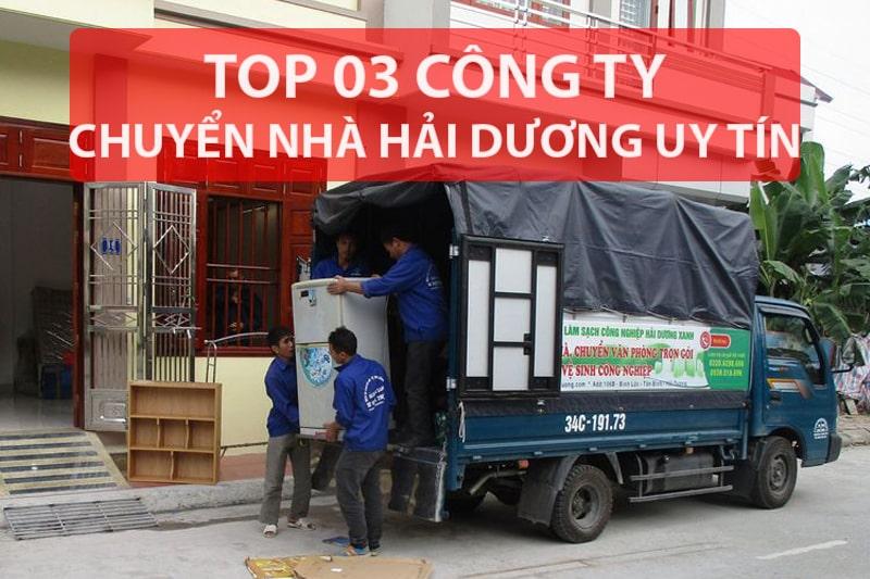 Top 3 hãng Taxi Tải Hải Dương uy tín hàng đầu