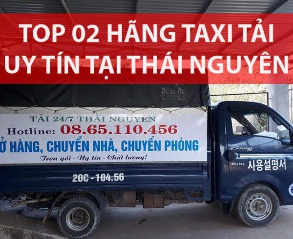 Taxi tải 24/7 Thái Nguyên